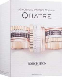 Boucheron Quatre Parfumovaná voda pre ženy 100 ml