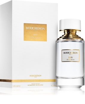 Boucheron Iris de Syracuse eau de parfum mixte 125 ml