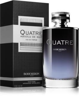 Boucheron Quatre Absolu de Nuit parfumovaná voda pre mužov 100 ml