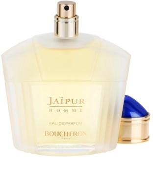 Boucheron Jaipur Homme Parfumovaná voda tester pre mužov 100 ml