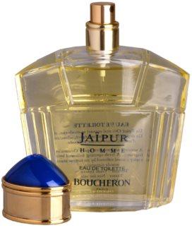 Boucheron Jaïpur Homme eau de toilette teszter férfiaknak 100 ml