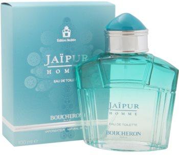 Boucheron Jaipur Homme Summer Eau de Toilette voor Mannen 100 ml