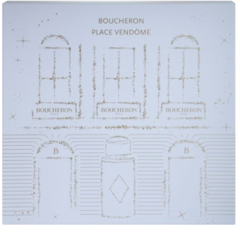 Boucheron Place Vendôme ajándékszett III.
