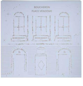 Boucheron Place Vendôme dárková sada III.