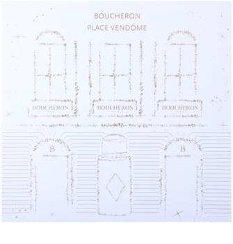 Boucheron Place Vendôme confezione regalo II.