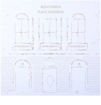 Boucheron Place Vendôme darilni set II.