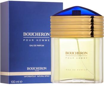 Boucheron Pour Homme Parfumovaná voda pre mužov 100 ml