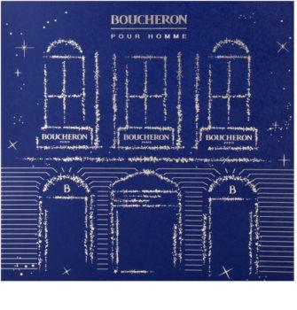 Boucheron Pour Homme darilni set I.