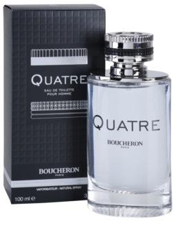 Boucheron Quatre Eau de Toilette for Men 100 ml