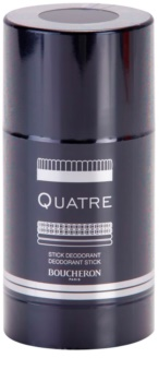 Boucheron Quatre deostick pro muže 75 g