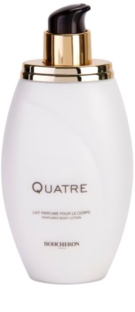 Boucheron Quatre Körperlotion Damen 200 ml