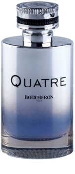Boucheron Quatre Intense Eau de Toilette für Herren 100 ml