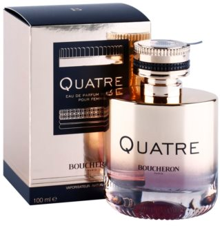 Boucheron Quatre Limited Edition 2016 Parfumovaná voda pre ženy 100 ml