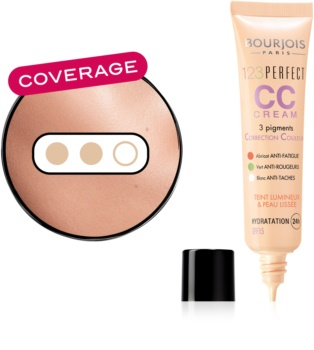 Bourjois 123 Perfect CC Cream For Instant Flawless Look