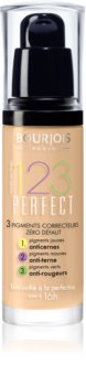 Bourjois 123 Perfect fondotinta liquido per un look perfetto
