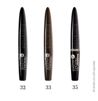 Bourjois Liner Pinceau eyeliner liquidi 16 ore