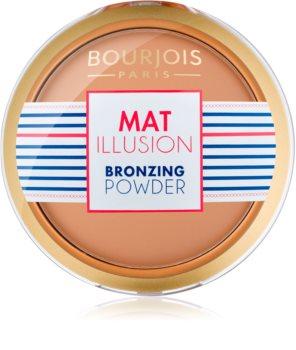 Bourjois Parisian Summer бронзер