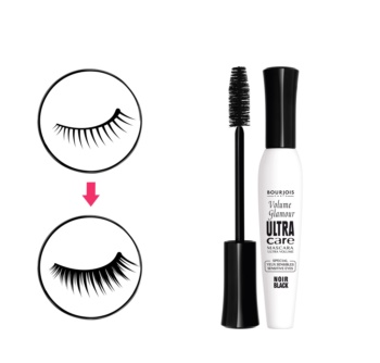 Bourjois Mascara Volume Glamour Ultra-Care mascara effetto volumizzante