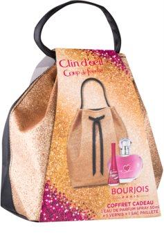 Bourjois Clin d'Oeil Coup de Foudre dárková sada I.