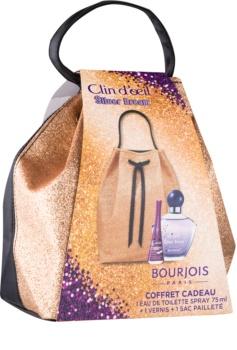 Bourjois Clin d'Oeil Silver Dream darčeková sada I.