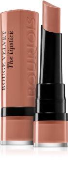 Bourjois Rouge Edition Velvet mattító rúzs