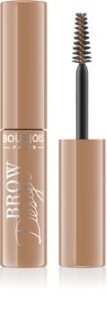 Bourjois Brow Design Gel-Mascara für die Augenbrauen