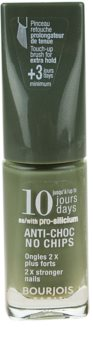 Bourjois 10 Days Nail Polish lak na nechty