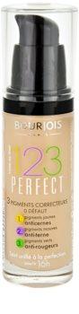 Bourjois 123 Perfect тональний крем  для чудового вигляду