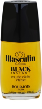 Bourjois Masculin Black Instant Eau de Toilette for Men 112 ml