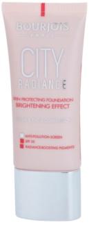 Bourjois City Radiance védő make-up SPF 30