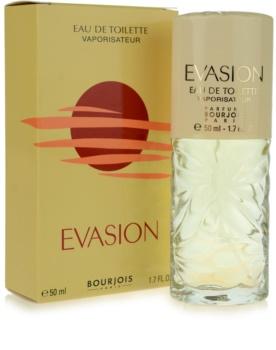 Bourjois Evasion toaletní voda pro ženy 50 ml