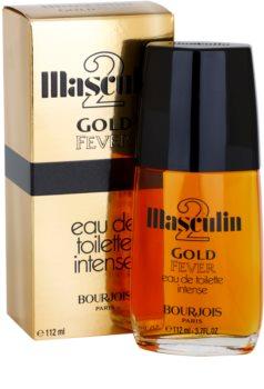 Bourjois Masculin Gold Fever eau de toilette pentru bărbați 112 ml