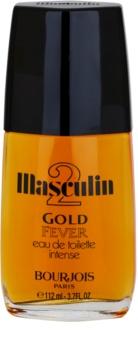 Bourjois Masculin Gold Fever toaletna voda za muškarce 112 ml