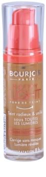 Bourjois Happy Light élénkítő make-up