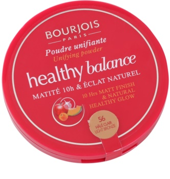 Bourjois Healthy Balance компактна пудра