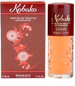 Bourjois Kobako toaletní voda pro ženy 50 ml