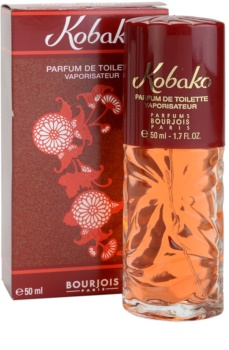 Bourjois Kobako Eau de Toilette voor Vrouwen  50 ml
