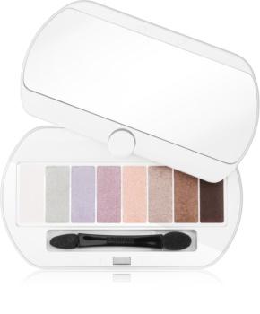 Bourjois Les Nudes paleta očných tieňov 8 farieb