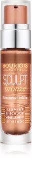 Bourjois Parisian Summer bronzer liquido illuminante