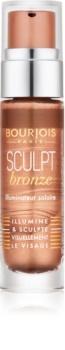 Bourjois Parisian Summer crema bronzanta pentru o piele mai luminoasa