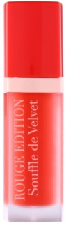 Bourjois Rouge Edition Souffle de Velvet ruj de buze lichid