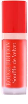 Bourjois Rouge Edition Souffle de Velvet tekoča šminka