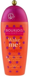 Bourjois Wake Me! gel de dus jeleu cu vitamine