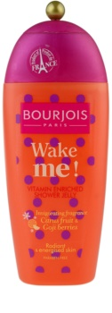 Bourjois Wake Me! geléia de duche com vitaminas