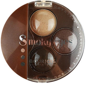 Bourjois Smoky Eyes тіні для повік
