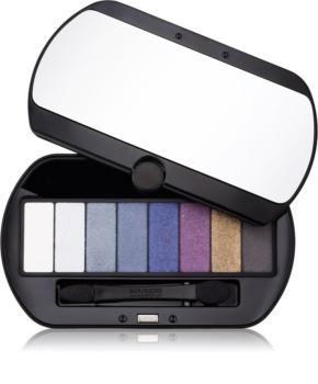 Bourjois Le Smoky палітра тіней для повік 8 кольорів
