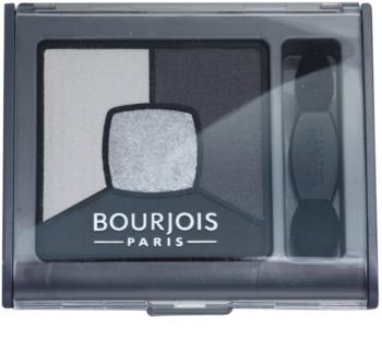 Bourjois Smoky Stories fard de ochi smoky eyes