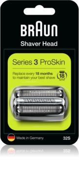 Braun Series 3  32S CombiPack Silver планшет
