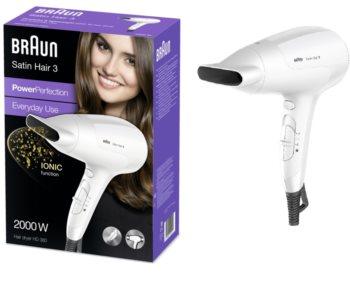 Braun Satin Hair 3 HD 380 фен для волосся