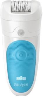 Braun Silk-épil 5 Wet&Dry 5-511 + Oral-B Vitality épilateur